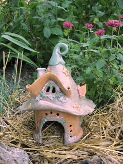 Fairytale Cottages Toad House - How To Make A Toad House For The Garden?