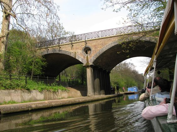 London Canal Boat Trips. cool, one day
