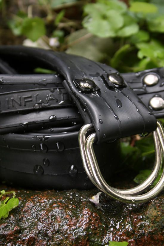 Designer Belts. recycle inner tubes