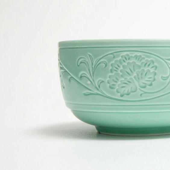 Zara home, tigela porcelana