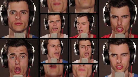 VIDEO : We Are Young - fun. - Mike Tompkins