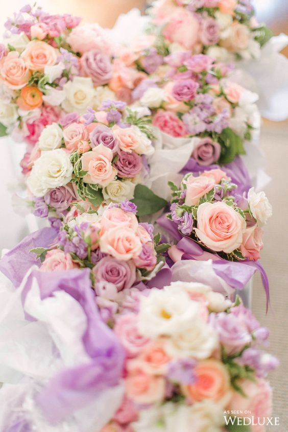 Top 5 Pastel Wedding Dazzling Decor Ideas, cb6c29d3b87da543a9a109fb7e638556