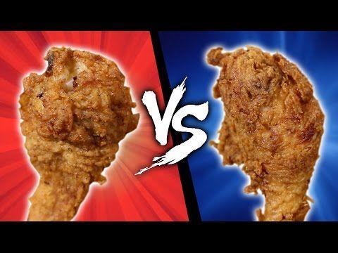 A blind taste test of the leaked KFC secret recipe - http://blog.clairepeetz.com/a-blind-taste-test-of-the-leaked-kfc-secret-recipe/