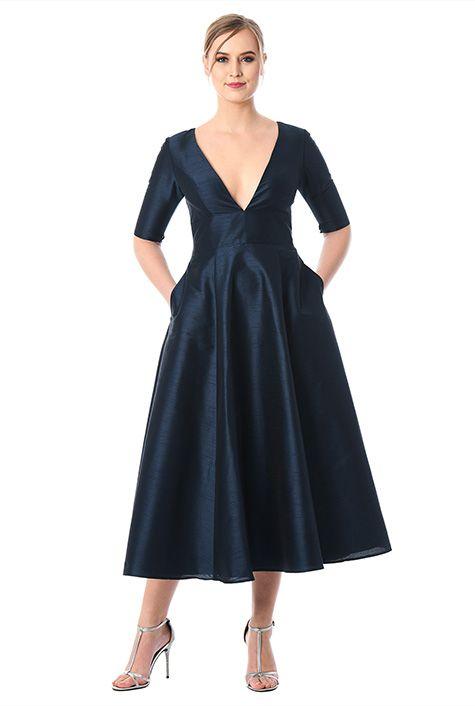 CL0058189 | Wedding guest dress summer, Plus size wedding