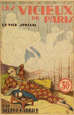 Les Vicieux de Paris.