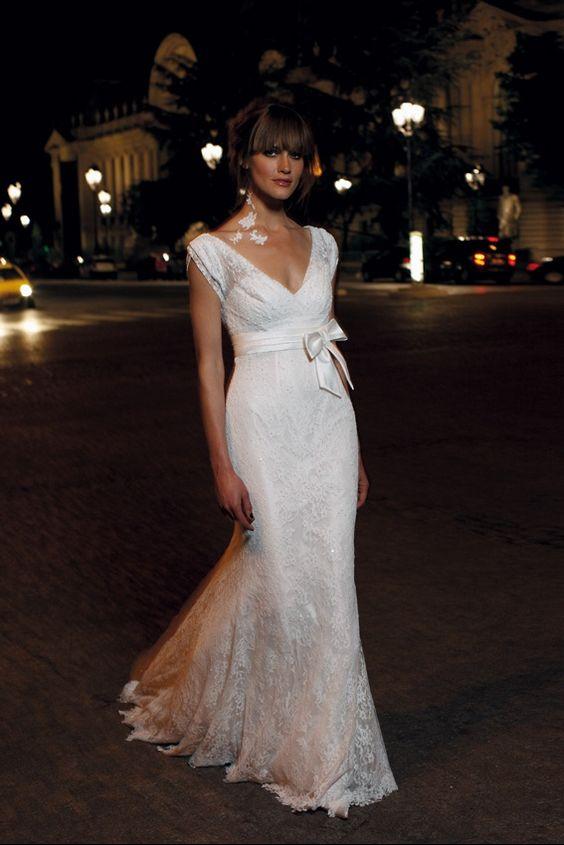Mais um vestido DIVINO by Cymbeline (zonder strik)