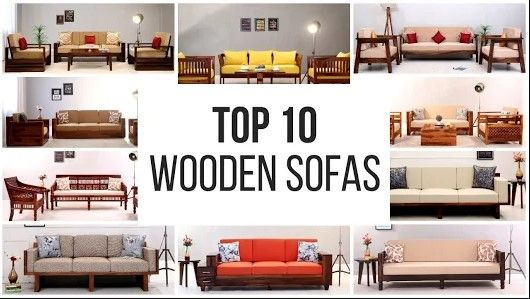 Is It Confusing To Choose Sofa Set From The Varied Options Available Your Choice Made Easy With Woode Wooden Sofa Set Modern Sofa Set Wooden Sofa Set Designs