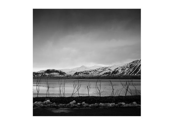 "One Fine Print  Hilary Wardhaugh Icelandic Photographic Framed Print ""All previous""   #interiors #iceland #home #decor #artprint"