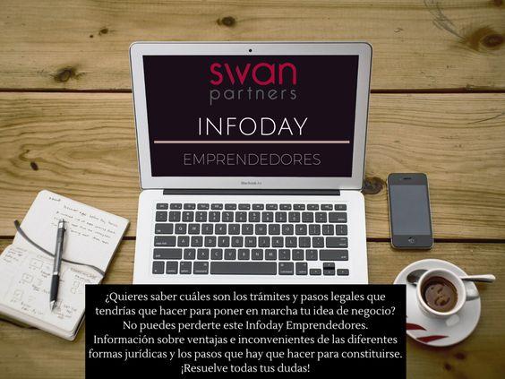 #Infoday #emprendedores #SWANPartners