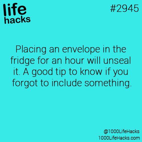 1000 Life Hacks: