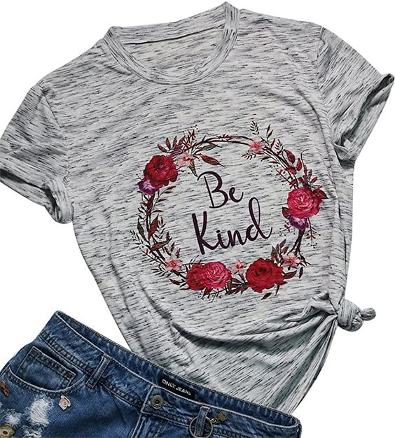 Women's Motivational T Shirts-Motishirt