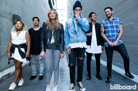 New Hillsong Young & Free album by Billboard. Grab your copy on iTunes.