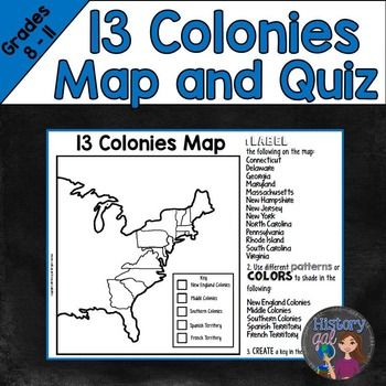 U.S. Colonial History Trivia and Quizzes