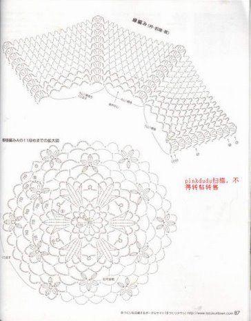 Bolero pattern 4