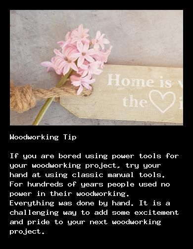Learn woodworking for beginners at http://warrenwoodworking.net