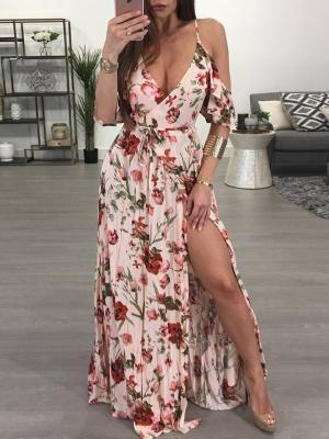 chic me | Women's Clothing, Dresses, Floral Dresses $35.99