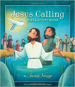 His Majesty's Daughter: Jesus Calling Bible Storybook by Sarah Young