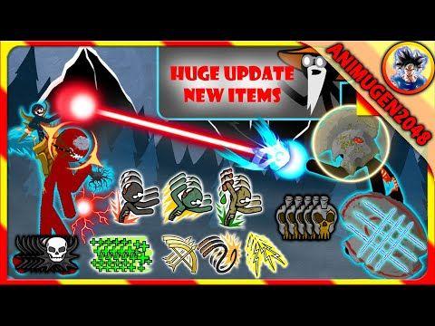 Update Items Summon Stone Kai Zombie Giant Stick War Legacy Gameplay Walkthrough Animugen2048 Youtube Red Stick Summoning War
