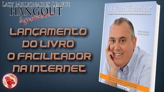 """*** HOJE 22-12 às 23h (portugal) / 21h (brasilia) *** Lançamento na Internet do Livro """"O Facilitador""""  Há 5 anos ouvi pela 1ª vez da boca do SÍlvio Fortunato a """"Fórmula do Sucesso"""" contida no livro """"O Facilitador"""" que acabou de ser lançado por ele.  Hoje vais poder assistir ao seu lançamento na internet e ter ACESSO GRATUITO a este livro.  Pede AQUI o teu convite VIP: https://www.facebook.com/PaulaGarciaFanPage/app_123077107711598 <<<"""