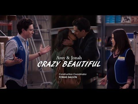 Amy Jonah Crazy Beautiful 4x03 Youtube Blended Movie Jonah Amy