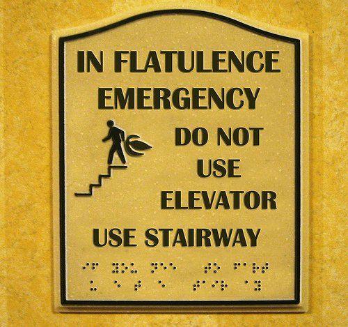flatulence emergency