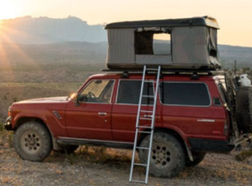 Roof-Top Tents | Alternative to All-Terrain RV & Roof-Top Tents | Alternative to All-Terrain RV | Rooftop Campers ...
