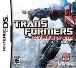 Transformers: War for Cybertron -- Autobots Cartridge Only Free Shipping!