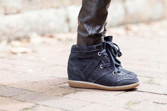 Garçon - Isabel Marant 'Bobby' sneakers