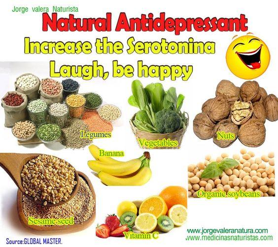 natural anti-depressants