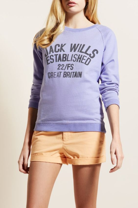 The Chatterton Crew | Jack Wills Shop -> http://wills.ly/1t5WC7Q #Crew #Jumper
