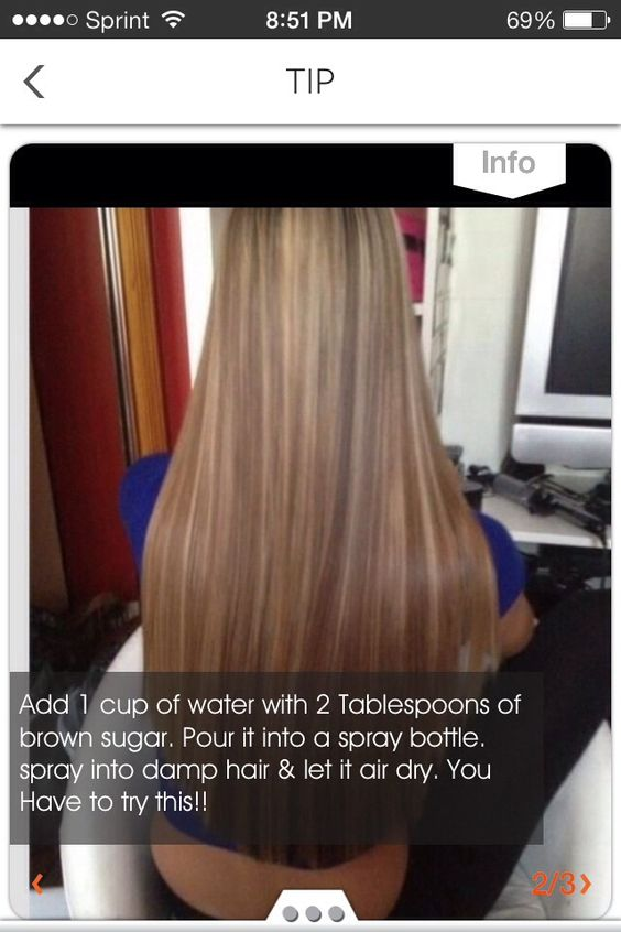 How To Straight Your Hair With No Heat For Any Kind Of Hair