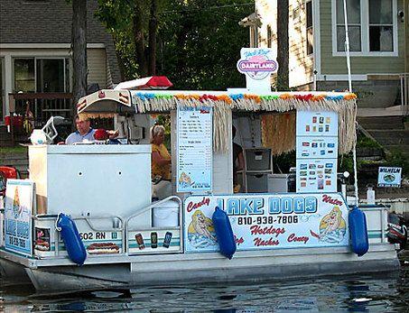 Hot Dog Cart Madison Wi