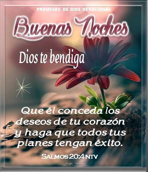 Pin De Flora En Mensajes Frases Bonitas Buenas Noches Cristiana