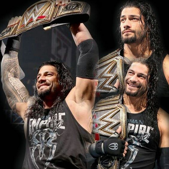 A two-time WWE World Heavyweight Champion