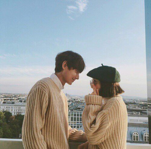 matching couple outfits sweaters - soyvirgo.com