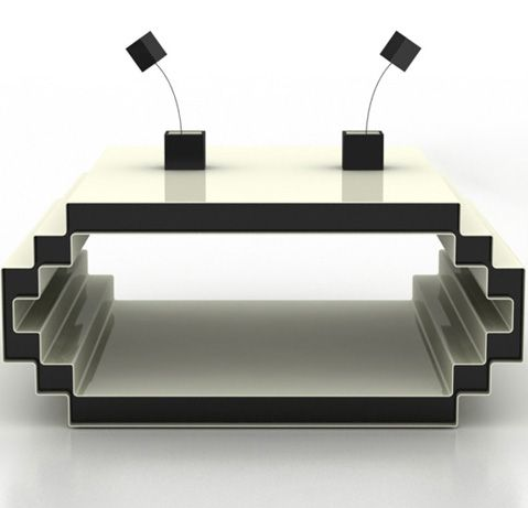 Geek Coffee Table Design
