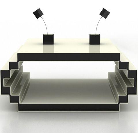 Geek Coffee Table Design
