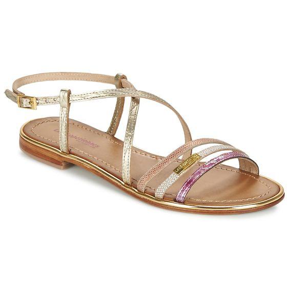 Sandale Les Tropéziennes par M Belarbi BALISE Rose / Bronze