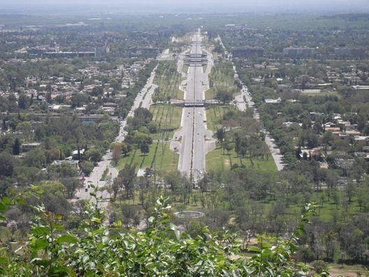 Vista de Islamabad. Imagem © Wikimedia user Fraz.khalid1