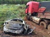 Vereadores de Nova Guarita morrem carbonizados em acidente próximo a Nova Mutum