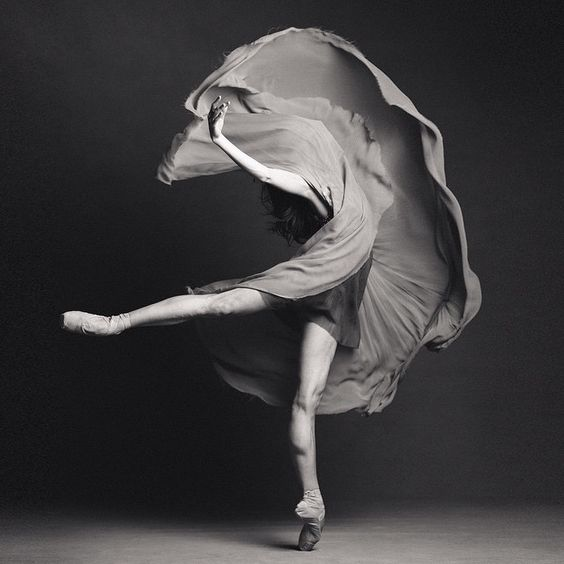 Congratulations to @hosiermama of @nationalballet on her recent promotion!  Dancing in @louizababouryan #ballet #ballerina #fashion #balletlove #balletfashion #dancer #fabric #flower #flow #pointe #arabesque