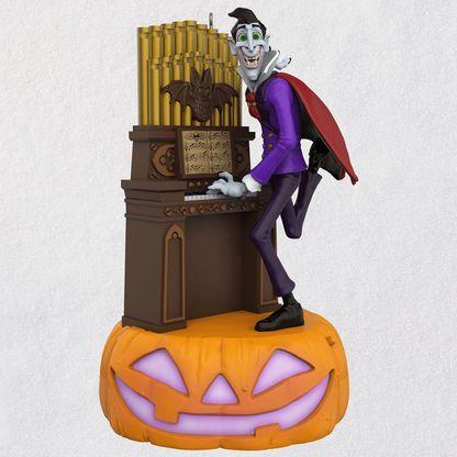 First in Series 2013 Hallmark Keepsake Stand-up Skeleton Halloween Ornament