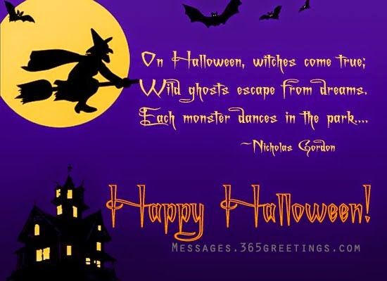 Get Happy Halloween Quotes For Facebook Gif