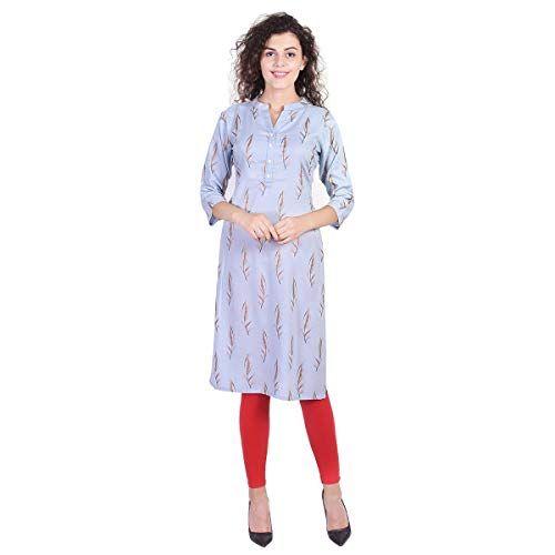 Vihaan Impex Kurti Femme Tunique Robe Indienne Kurta