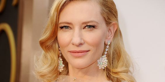 Cate Blanchett Oscars 2014: Armani Gown Washes Her Out Completely ...