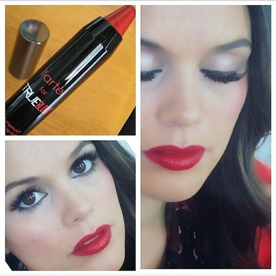 TONIGHT   #episode18 #hartofdixie #RachelBilson wearing our limited edition tarte for True Blood LipSurgence lip tint! #flawless Makeup by the talented @Joni Pope #Padgram