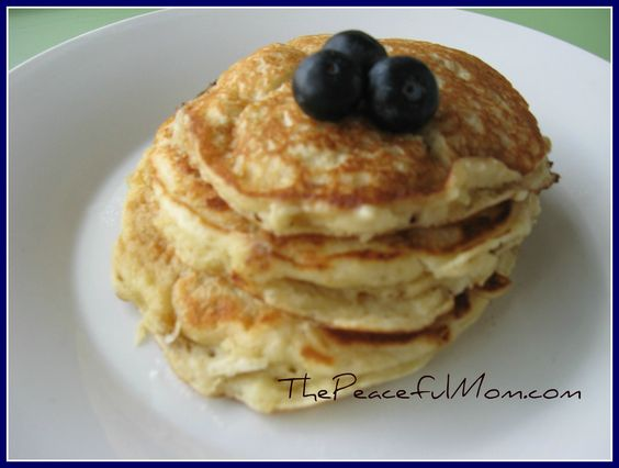 Oatmeal-Pancakes recipe