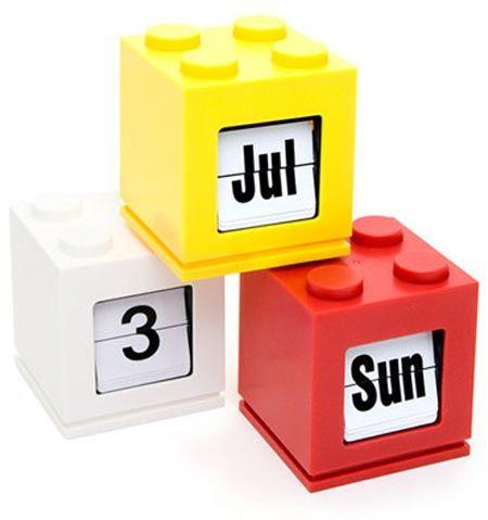 Lego kalender.