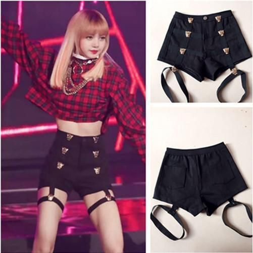 Lioness Garter Shorts Girly Outfits Kpop Outfits Ladies Hips