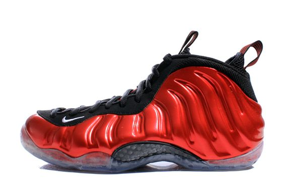 http://www.jordan2u.com/nike-air-foamposite-one-metallic-redblack-cheap-for-sale-online.html Only$80.00 #NIKE AIR FOAMPOSITE ONE METALLIC RED/BLACK CHEAP FOR SALE ONLINE #Free #Shipping!